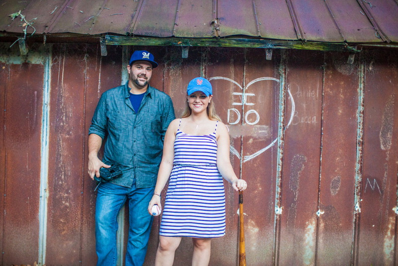 Kellie Ring and Grant Yost's Honeymoon Registry